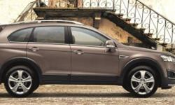 The new Chevrolet Captiva is an amazingly versatile SUV