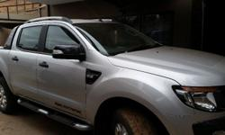 Ford Ranger 3.2 Wildtrack. Automatic, Leather Interior.