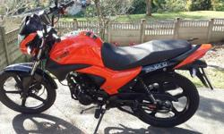 Two months old Gomoto 200 cc for sale only 300 Kms on