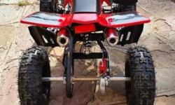 All 50cc 2 stroke kids quads Cost price to clear Were