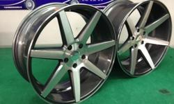 "20"" new Allegro style mag wheels to fit BMW,"