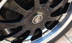20 inch Navara/Pathfinder rims and tyres (50% tread) to