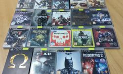 Bargain! Have a bundle of twenty great PlayStation 3