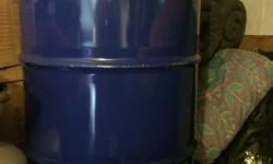 Never used 210 l Closed top steel drums for sale (R350