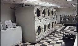 *) 24hrs unique Laundromat offers the following