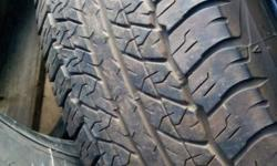 In very good condition 80% Tread left