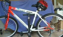 Soort: Bicycle 1 year old, excellent condition. Ridden