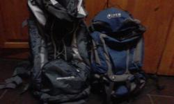 Soort: Hiking 2 Hiking Bags ( 360 Degrees & Discovery