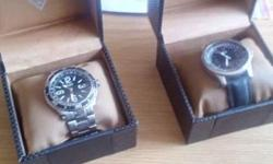 Both Watches are in over all great condition but needs