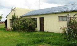 2Ha Smallholding selling at a give away price in