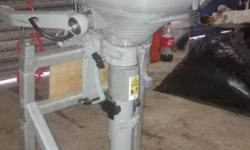 2Hp Honda Four stroke. Brand new!! Can be delivered