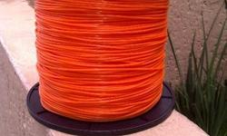 Hi Guys I got a roll 2kg 2.0mm nylon line for sale.