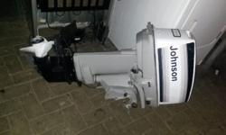 i have a 35hp Johnson outboard motor for sale with