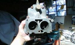 Good Condition carb, came off 2.0l Golf. Glofie was