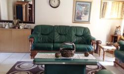HELLO GUYS, I AM SELLING MY 3PCE BERVERLEY HILL LOUNGE