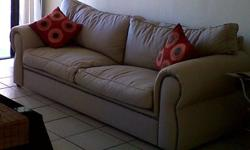 Good Condition 2 Seater couch for sale. R3500 SMS met