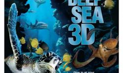 Beskrywing Soort: Movies Dive in! A sea full of wonders