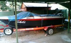 40hp Mercury Fishing boat-buoyance done