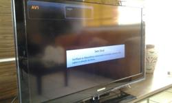 "42"" Samsung smart TV (No Remote), please contact for"