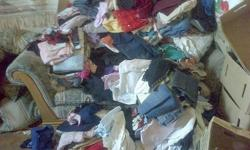 462 Pieces of Ladies clothing 2nd hand close and all in