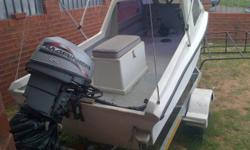 Beautiful little boat ideal for the bay or dam. comes