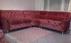 Corner lounge suite for sale. Fair condition. Asking