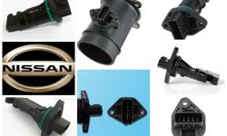 Nissan 4pin and 5pin airflow meters now in stock