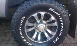 "FOR SALE: 4X 15"" Mags 6 Hole. To Fit Toyota, Mazda,"