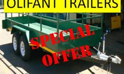 Beskrywing Rent a trailer from Cape Town, PE or Durbs