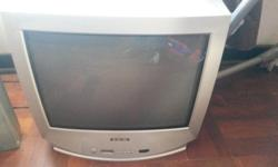 54cm TV in good condition - NO REMOTE