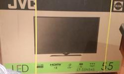 "55"" JVC LED HDMI TV BRAND NEW R9500"