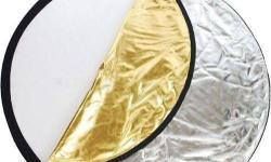 Light Multi Collapsible Reflector |Translucent surface