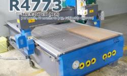 EasyRoute 2000�4000 5kW CNC Wood Router Complete Set,