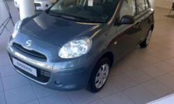 NEW NISSAN MICRA 1.2 A/C P/S (ESP) CD AIRBAGS DRIVER,