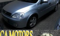 Opel Corsa 1.8 Executive 2002 -R49 995.00 Power