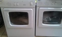 New, 6kg tumble drier