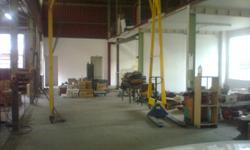 720m2 factory/warehouse for rent in Wadeville. Includes