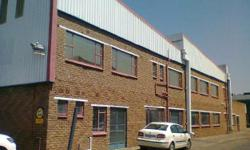 724sqm warehouse with 161sqm of offices available to