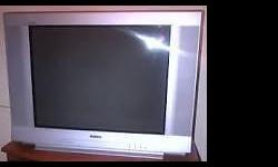 Very good condition! (Not a plasma) incl remote control