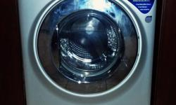 This washing Machine work 100%. Was bought less than