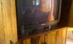 BIG 95cm Grundig Tv for sale. With remote in working
