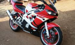 Bike is in good condition, Cowley performance pipe,