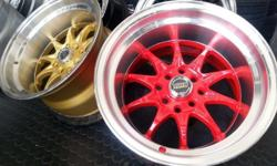 Rims Only- R3500 Tyres & Rims- R5500   Cell: 083 698