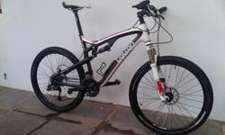 Soort: Bicycle Soort: Mountain Bikes Volcan FS2 Large,