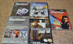 Top Gear boxed gift set unopened Top Gear Interactive