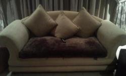 Soort: Furniture Soort: Couch A Fabric 2 Seater. in