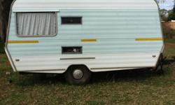 Old caravan in good condition, no papers.Contact Martin