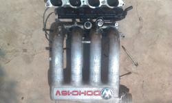 ABF COMPLETE INTAKE,INJECTORS, RAIL,THROTLE BODY INCL.