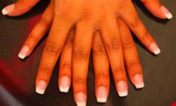 Beskrywing Soort: Beauty Perlesque Nails Have your