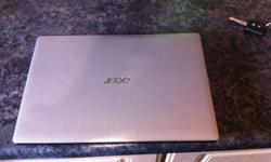 Acer aspire 4741 core i3 Windows 7 I3@2.27 ghz 320 gig